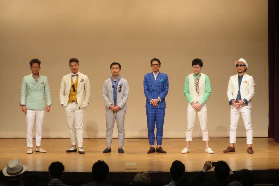川島塾ファッションコンテスト